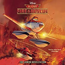 Planes: Fire & Rescue: The Junior Novelization by Disney Press (2014-07-08)