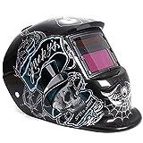 LEXPON Masque de Soudure Automatique Solaire DIN 9 à 13 Welding Helmet Casque Soudage Accessoire de...