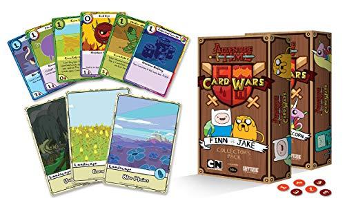 Adventure Time: Card Wars Card Game (Wars-karte-spiel Card)