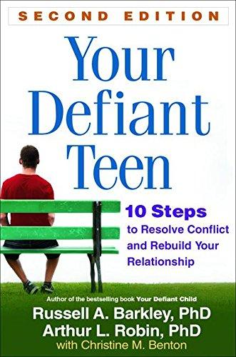 Barkley, R: Your Defiant Teen, Second Edition -