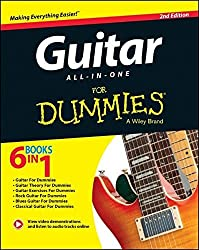 Guitar All-In-One For Dummies, Book Online Video & Audio Instruction by Hal Leonard Corporation (2014-08-11)