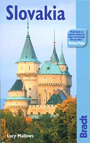 Slovakia: The Bradt Travel Guide by Lucy Mallows (2007-07-01)