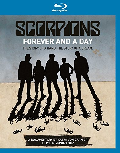 Scorpions - Forever And A Day+Live In M. (2 Blu-Ray)