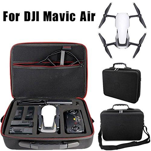 Aufbewahrungstasche für Hubschrauber, Sacow Wasserdichte tragbare Umhängetasche Handheld Aufbewahrungsbox Schützen für DJI Mavic Air