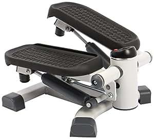 SportPlus SP-MSP-005 - Stepper Dual-Way 2 en 1 - Nouvelle Génération - Technologie de Commutation brevetée - Normé EN ISO 20957-1
