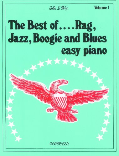 Partition: Best of rag vol. 1 jazz easy piano par John L. Philip