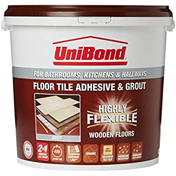 Unibond Ceramic Floor Tile Large Adhesive Grout For