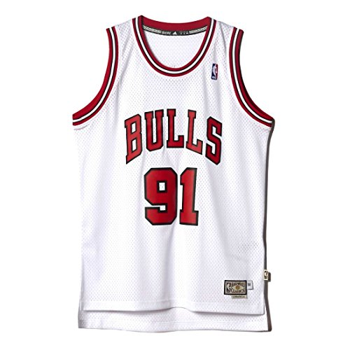 adidas Herren Basketballtrikot Chicago Bulls Retired, Nba Chicago Bulls 1, L, A46387