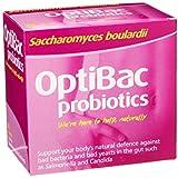 OptiBac Probiotics Saccharomyces boulardii (80 Capsules)
