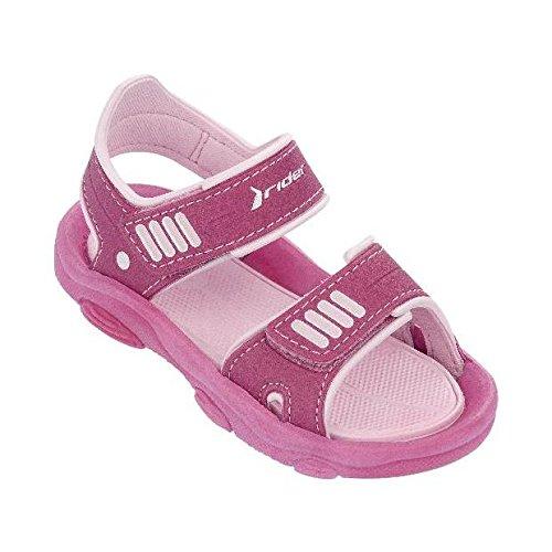 Raider Jungen RS2II Flip flops-pink, Größe 22,5, Jungen, rose, Size 22.5 (Sandalen Pink Thong)