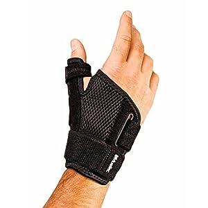 Mueller Daumen-Stabilisierungs-Bandage – Daumenbandage – Daumen-Schiene – Daumenschutz – Unisize