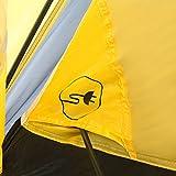 Ultrasport Outdoor Campingzelt / Kuppelzelt Arizona für 3 Personen -