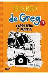 Descargar gratis Diario De Greg 9. Carretera Y Manta en .epub, .pdf o .mobi