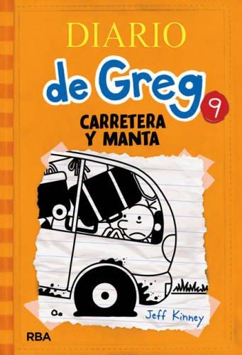 Diario de Greg 9: Carretera y manta por JEFF KINNEY
