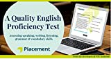 #8: Pearson English Placement Test - An English Proficiency Diagnostic (With Speaking Skills Analysis)