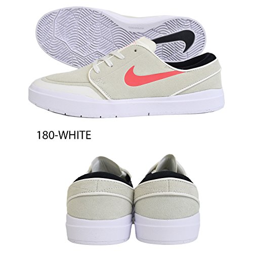 Nike 855922-180, Chaussures De Skate Blanches Pour Hommes