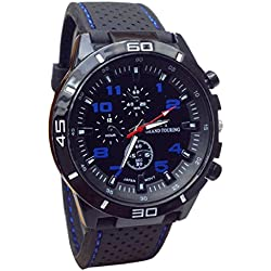 Handlife® 2015 Hot Sale Quartz Watch Unisex Men Boy Military Outdoor Sport Fashion Mountaineering Watch