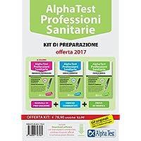 Alpha Test. Professioni sanitarie. Kit di preparazione.