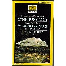 Beethoven/Schubert-Jochum-Symphonies 5-8