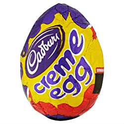 Cadbury Creme Egg 40g Case Of 16