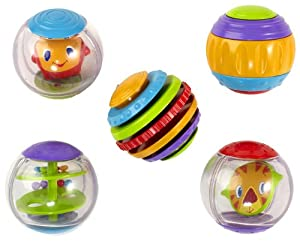 Bright Starts Activity Balls by Bright Starts