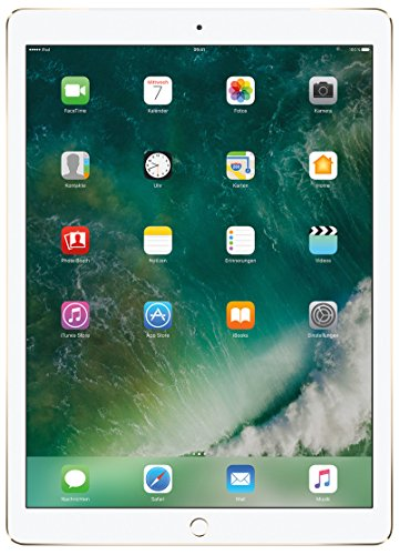 "Apple iPad Pro 12.9"" WiFi + Cellular 128 GB Silber"