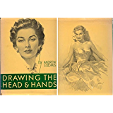 Drawing the Head & Hands: ebook in Landscape orientation / layout (English Edition)