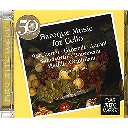 Musique baroque pour violoncelle