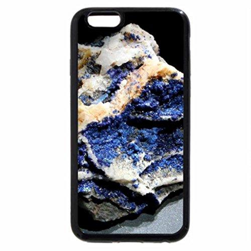 iPhone 6S / iPhone 6 Case (Black) Azurite