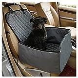 JMM Autositz Sitzbezug Auto Hund/Katze Korb Tier für Auto Sicherheit, Auto Abdeckplane Gr. Tiere rutschfest Wasserdicht