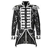 Widmann 59351 - Herren Frack Jacquard Parade kostüm, S