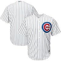 YQSB Camiseta Deportiva Baseball Jersey Grandes Ligas de béisbol # 9 Baez Chicago Cubs,NOLOGO1,Men-M