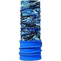 Buff Original  113400.707.10.00 Tubular de Microfibra y Forro Polar, Ninos, Azul, Talla Única