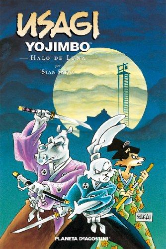 Usagi Yojimbo nº 16: Halo de luna (Independientes USA) por Stan Sakai