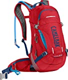 Camelbak M.U.L.E. LR Hiking-Hydration-Packs, Racing Red/Pitch Blue, 100 oz
