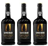Sandeman Tawny Porto (3 x 0.75 l)