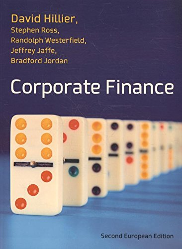 Corporate finance: european edition (Economia e discipline aziendali) por David Hillier