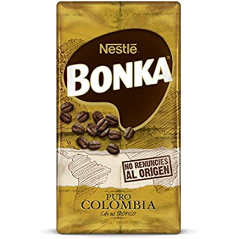 Bonka Café Tostado Molido Puro Colombia - 250 g
