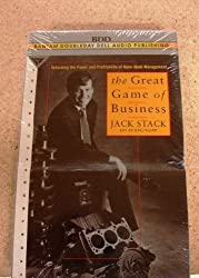 The Great Game of Business by Jack Stock (1995-01-01)