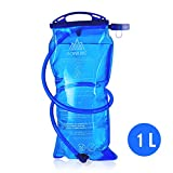 smartrich 1PCS Outdoor Bike Equitazione Sacchetti d'acqua portatili per AONIJIE- On Foot Climbing Camping Outdoor Sport Water Bladder Zaino sacca d'acqua