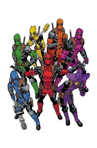 Deadpool: World's Greatest Vol. 1 por Gerry Duggan