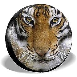Dem Boswell Tiger Reserveradabdeckung Wasserdicht Staubdicht Universal Reserveradabdeckung 15 Zoll