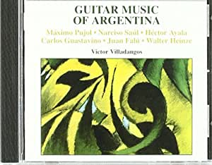 Guitar Collection - Guitar Music of Argentina