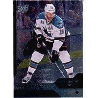 2013 / 2014 Upper Deck Black Diamond Hockey Card #92 Joe Thornton