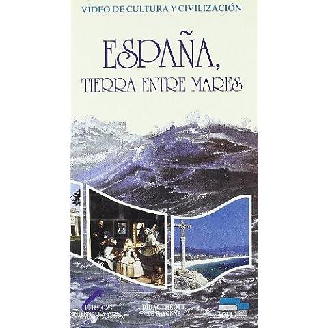 España tierra entre mares VHS PAL