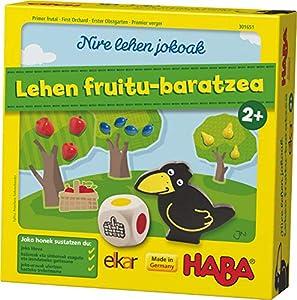 HABA- Mesa, Juegos. Primer Frutal, (Habermass H301651)