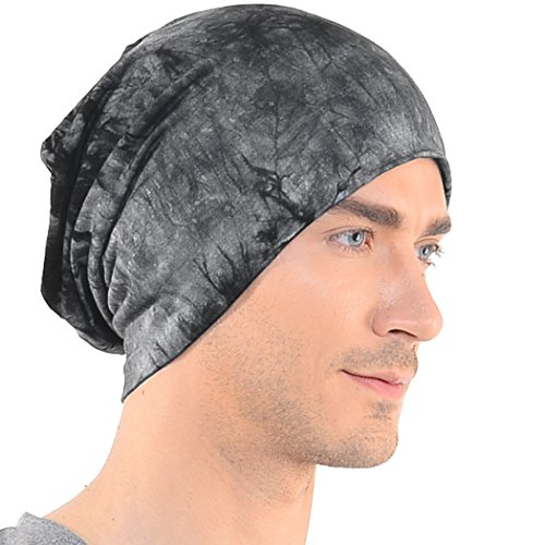 81a51875495 Zands 0713524285661 Mens Scrawl Thin Slouchy Summer Beanie Cap Hat B074  Gray- Price in India