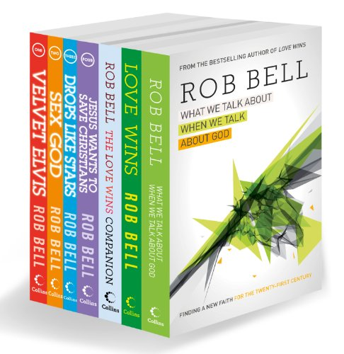 The Complete Rob Bell: His Seven Bestselling Books, All in One Place (English Edition) (Rob Kindle Bell)