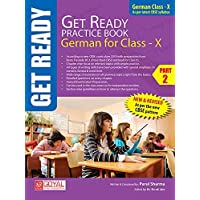 Get ready practice book German for class-X (Part 2)