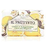Nesti Dante 6641-01 Il Frutteto citron & bergamot Seife